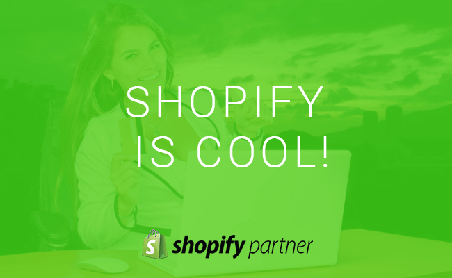 Shopify Is Cool